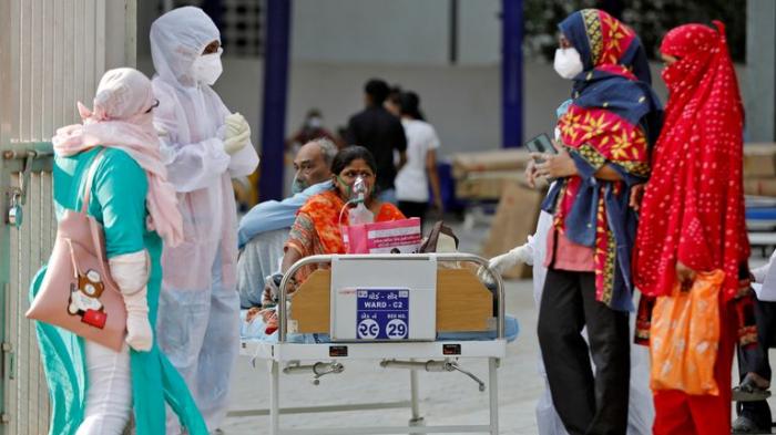 India reports more than 234,000 new coronavirus cases