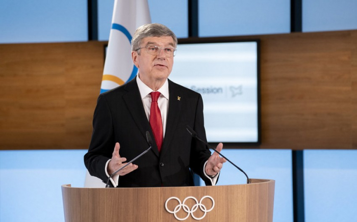 Olympic President Bach to visit Japan in May