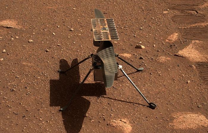 NASA helikopterinin Marsda ilk uçuşu sabaha planlaşdırılıb