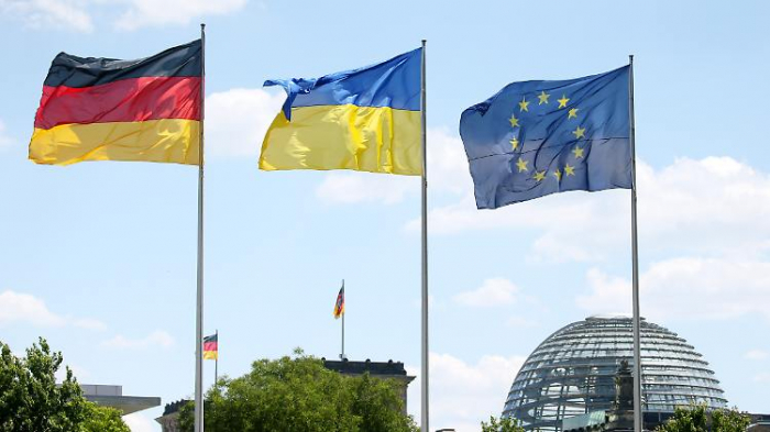 Kiew erwartet von Bund Warnung an Putin