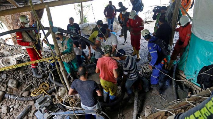 Colombie: les corps de deux des 11 mineurs disparus fin mars retrouvés