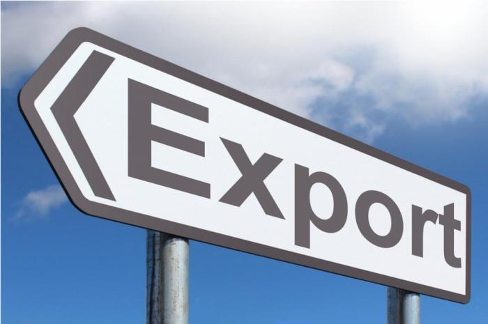 L'Azerbaïdjan exporte 1622 types de produit au cours des trois premiers mois de l'année 2021