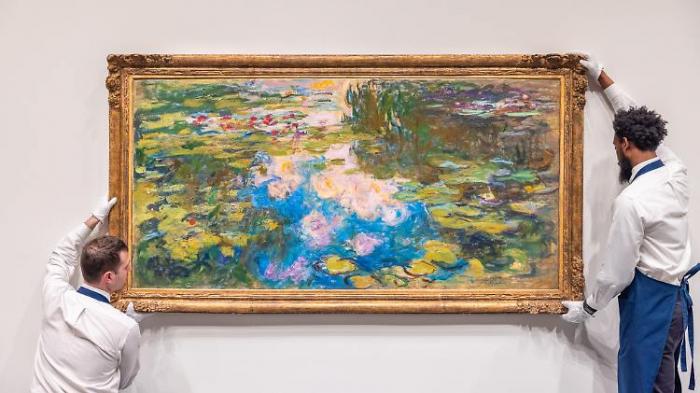Dieses Gemälde soll 33 Millionen Euro einbringen