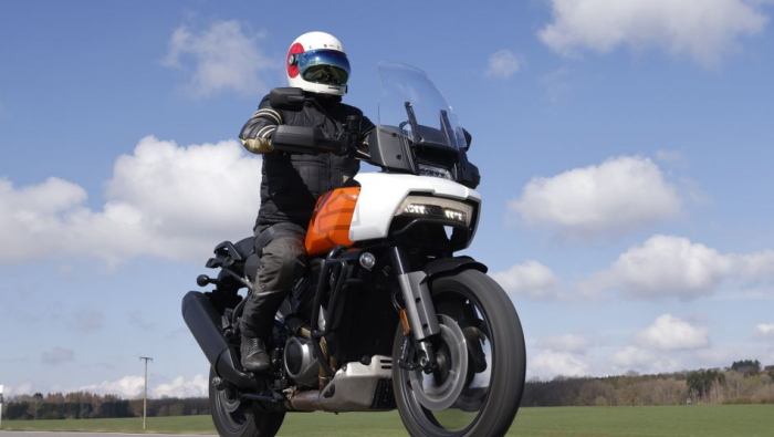 Testfahrt Harley-Davidson Pan America 1250 Special