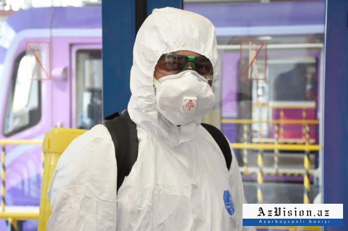 Azerbaiyán publica estadísticas sobre la nueva infección por coronavirus