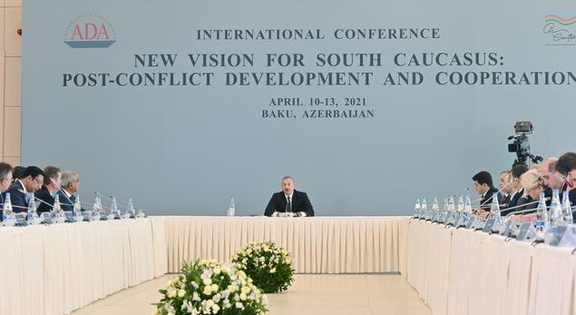 ElMundoFinanciero:   Ilham Aliyev, Presidente de Azerbaiyán, toma la iniciativa para la paz y estabilidad regional
