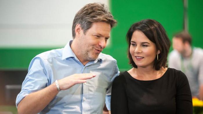Wer will für die Grünen ins Kanzleramt?