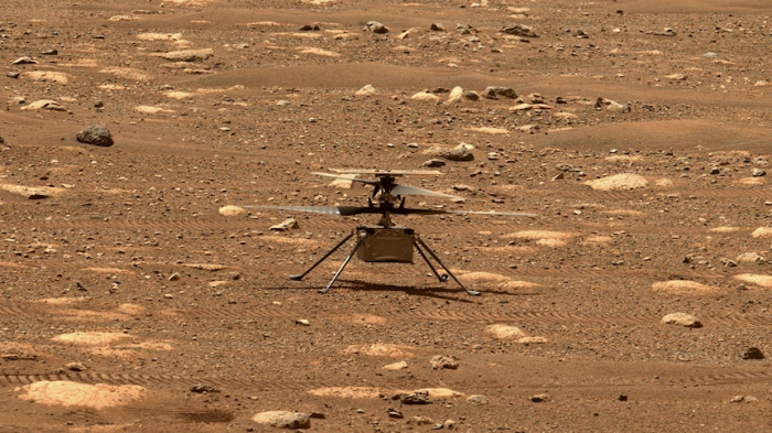 NASA to attempt historic flight on Mars with Ingenuity helicopter