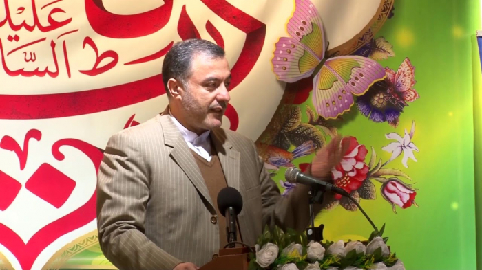 """El diplomático iraní:  """"Destruir tumbas y monumentos es una barbarie"""""""