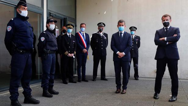 Un homme grièvement blessé par balles à Montpellier, où Macron est en visite