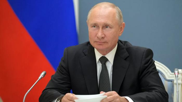 Russia's Putin to address Biden