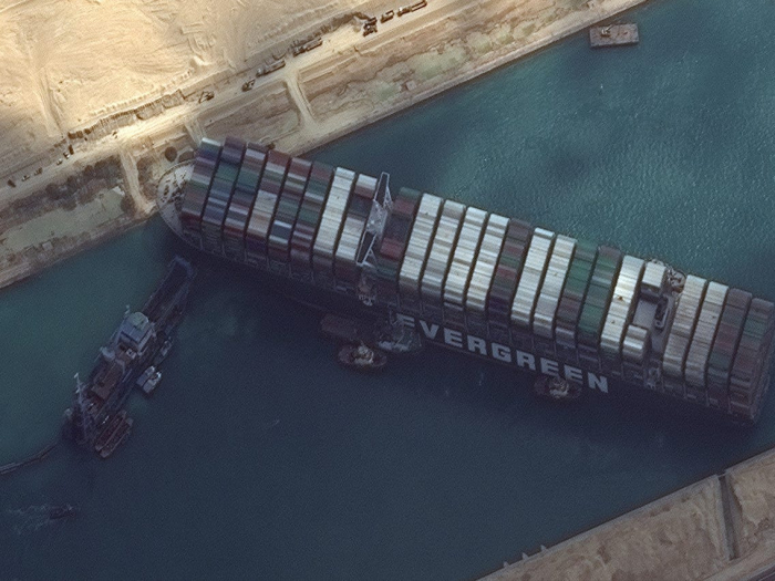 Suez Canal Shutdown unveiled significance of the Middle Corridor -   OPINION