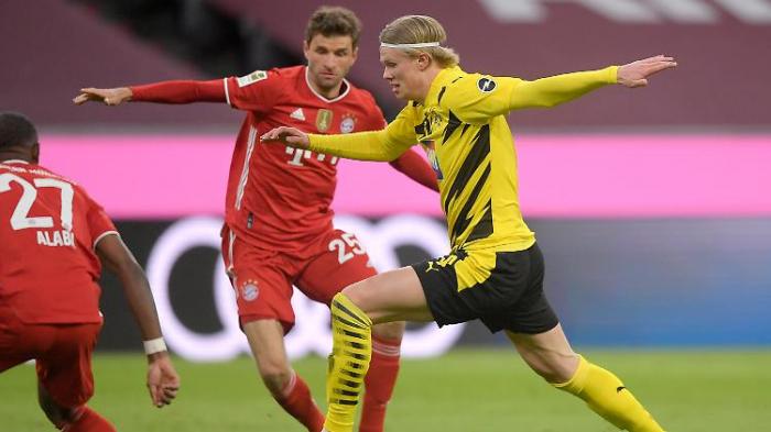 Super-League-Klubs buhlen um Bayern und BVB