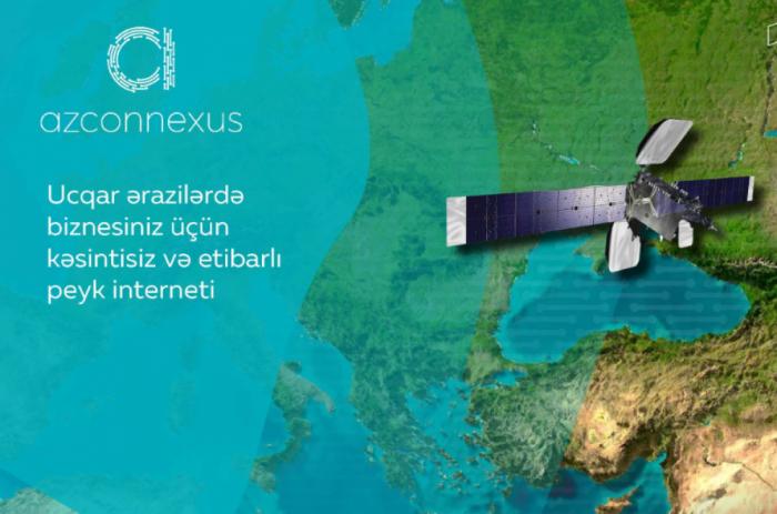 Azercosmos launches Azconnexus Satellite Internet Service