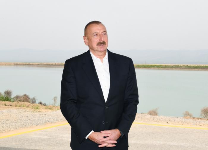 Prezidentin AZTV-yə müsahibəsi -  VİDEO+TAM MƏTN (YENİLƏNİB)