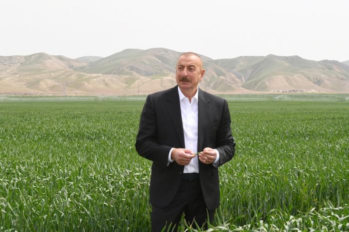 """""""Agro Dairy"""" MMC-nin aqroparkının təqdimatı olub -  FOTOLAR (YENİLƏNİB)"""