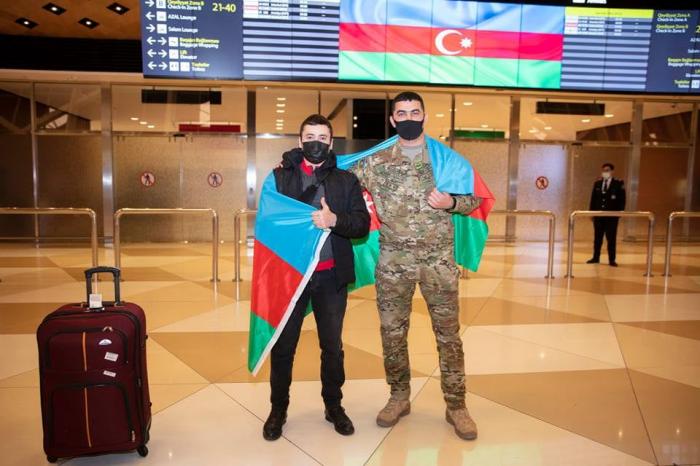 Turquie: deux anciens combattants azerbaïdjanais sont sortis guéris de l