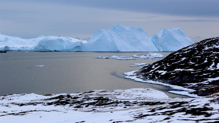 Extreme melt reduced Greenland ice sheet storage, study shows