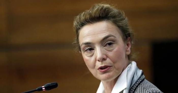 La secretaria general del Consejo de Europa platica de la declaración de Karabaj