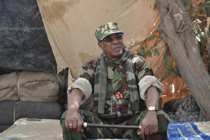 Así anunció el Ejército de Chad la muerte del presidente Idriss Deby Itno en el frente de combate