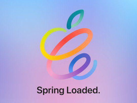 """EN VIVO:  Apple lanza nuevos productos en su evento """"Spring Loaded"""""""