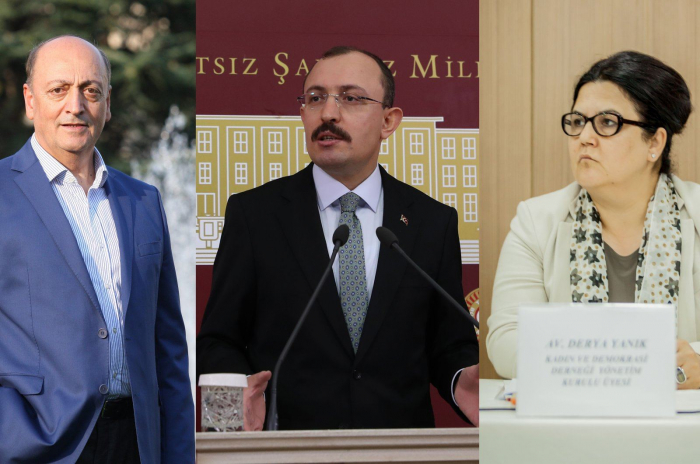 Turkey replaces trade chief, appoints two new ministers