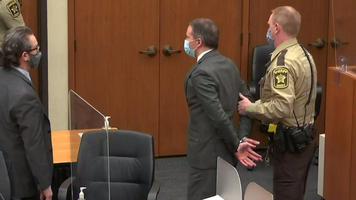 Former US police officer Chauvin found guilty on all charges in Floyd murder