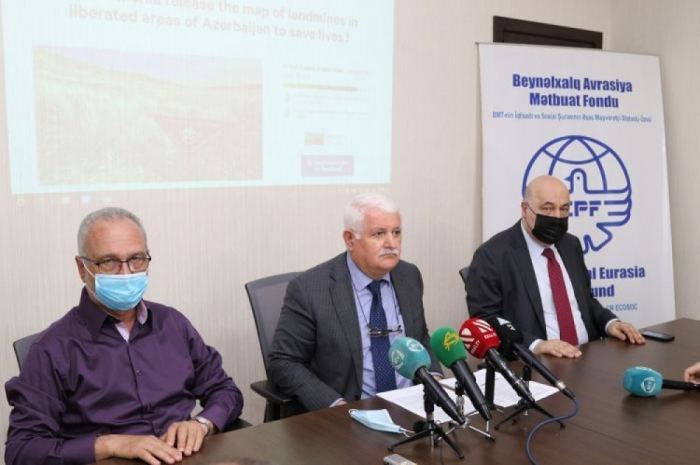 Armenia must submit the maps of minefields - Public figures call for joining petition