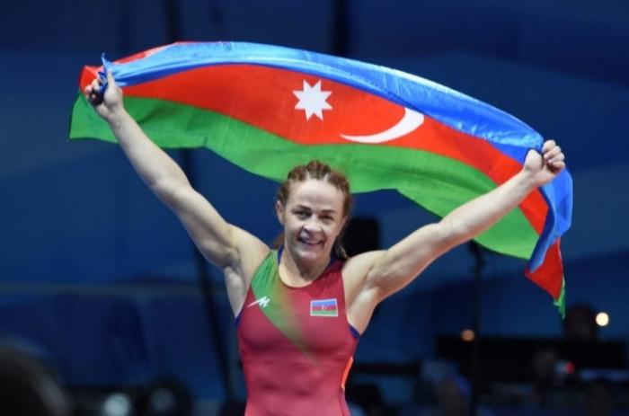 Azerbaijan's Mariya Stadnik advances to final of European Wrestling Championships - UPDATED