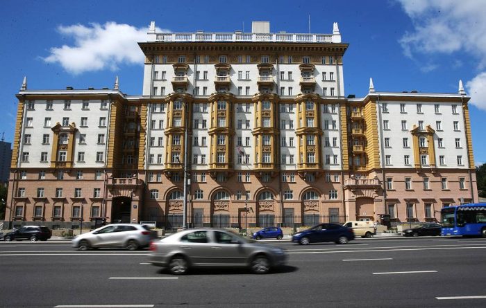 Ten employees of US Embassy to leave Russia by May 21