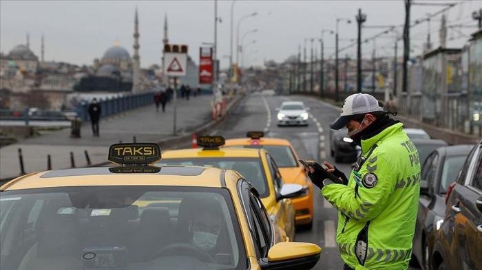 Turkey announces 4-day holiday curfew