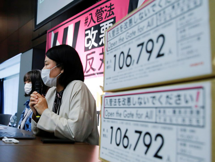 Critics condemn Japan asylum reform as human rights violation