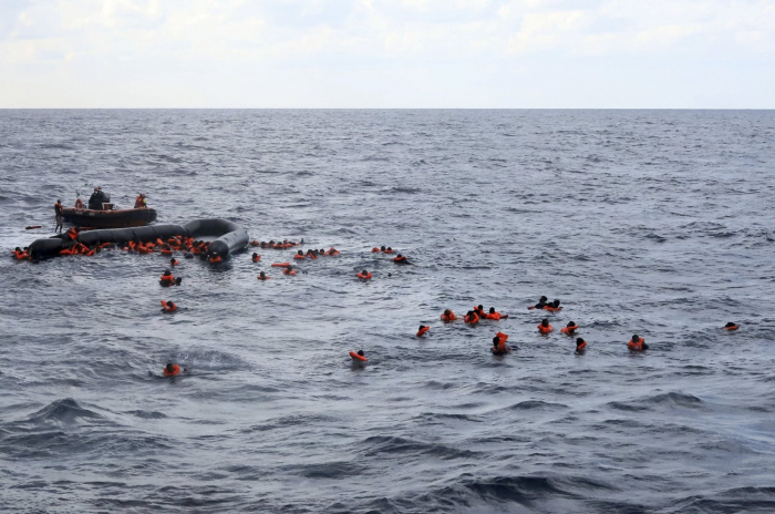 Over 100 migrants killed in shipwreck in Mediterranean
