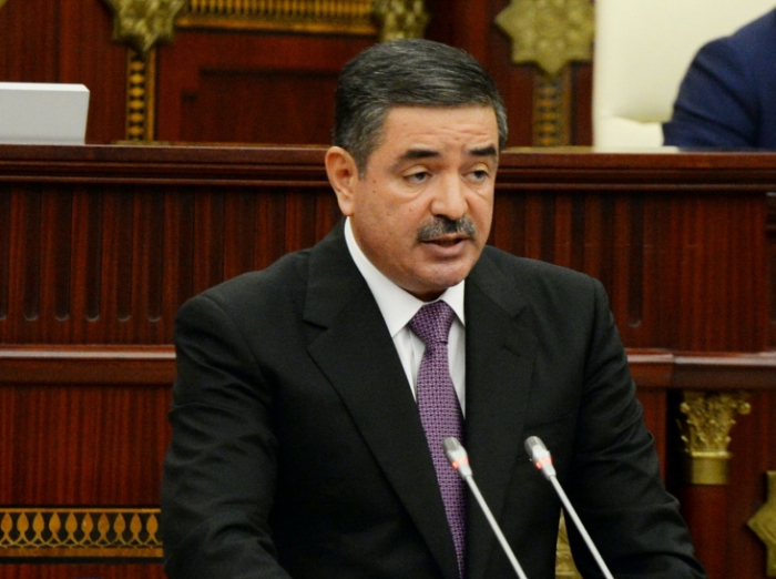Azerbaijani parliament approves annual report of national coordinator for combating human trafficking