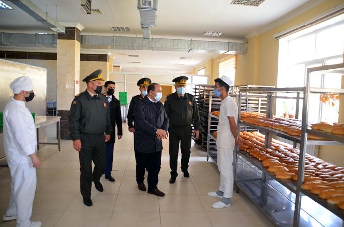 Representatives of Azerbaijani Ombudsman