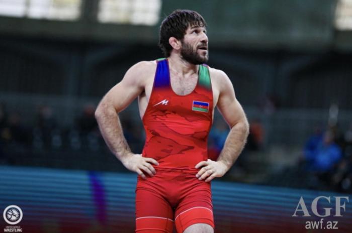 Güləşçimiz Avropa çempionatında gümüş medal qazandı