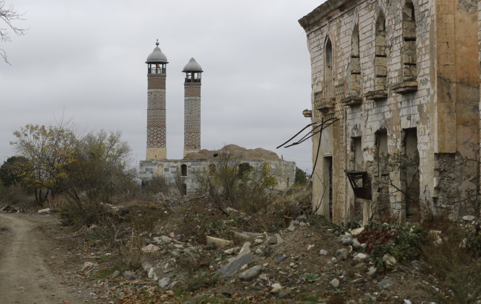 """""""Liberation"""" or Occupation? Devastation in 1993-2020 and Post-War Reconstruction -  OPINION"""