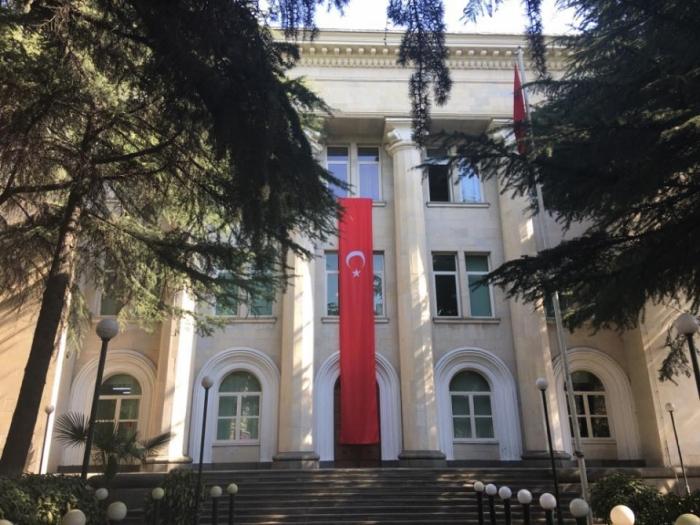 Türkiyənin Gürcüstandakı səfirliyi erməniləri məyus edib