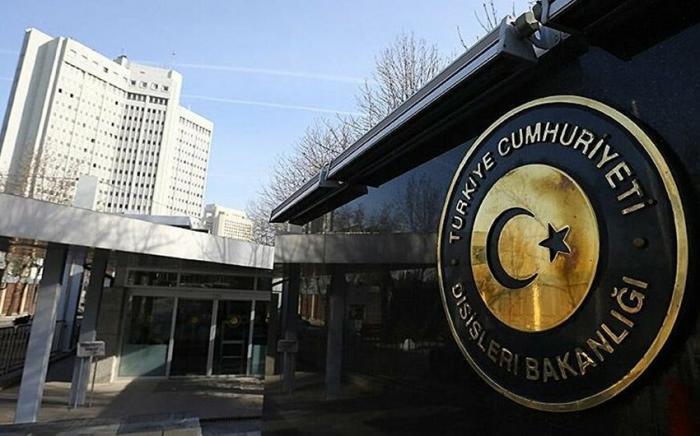 Turkish Foreign Ministry summons US ambassador