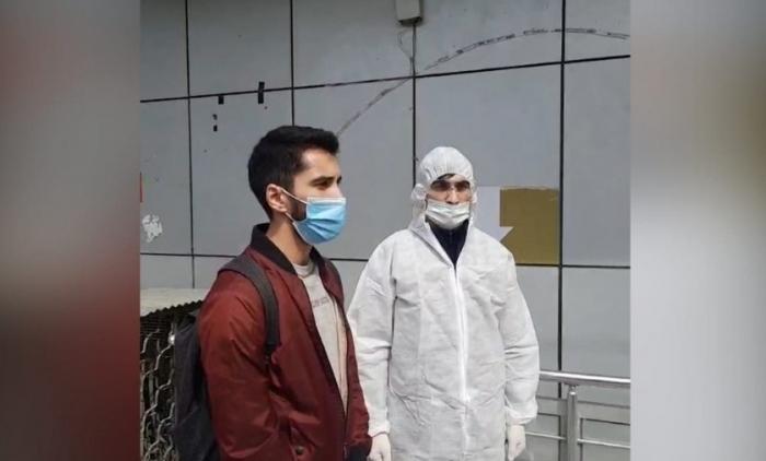 Daha bir koronavirus xəstəsinə cinayət işi açıldı