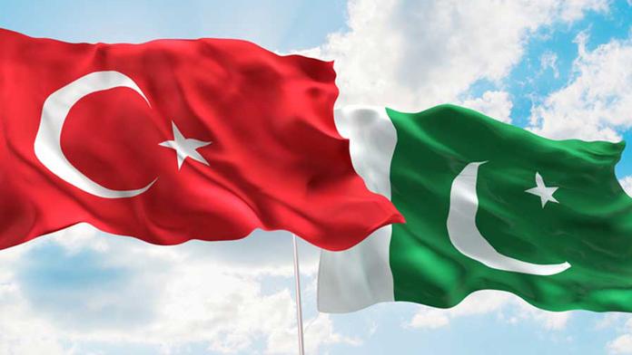 Pakistan supports Turkey