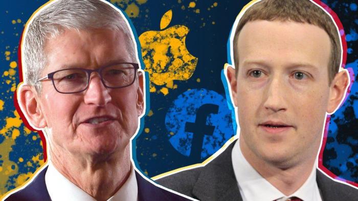 The ad tracking rowcauses huge rift betweenFacebook & Apple