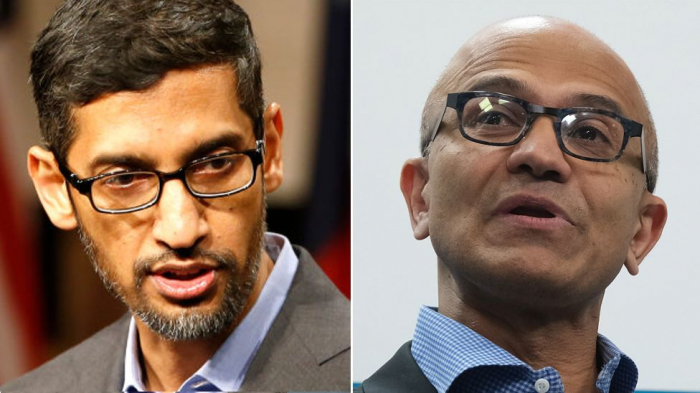 Covid: Google and Microsoft bosses vow support to India