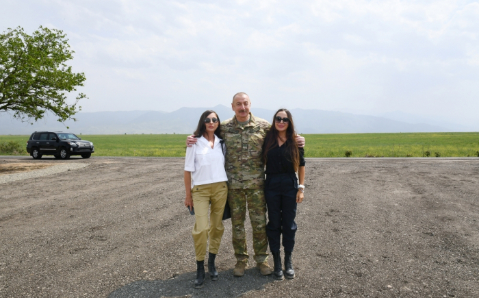 PHOTOS   from President Ilham Aliyev