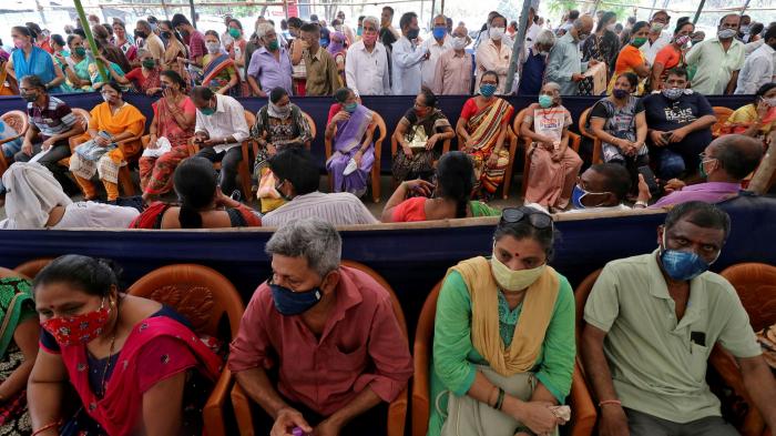 India's COVID Tsunami -  OPINION