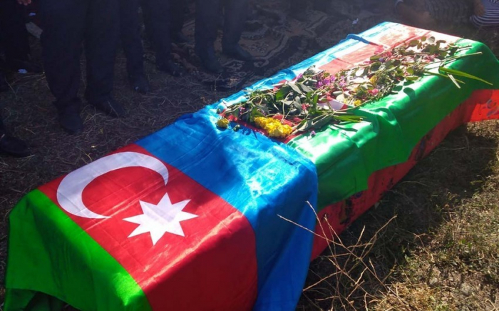Azerbaijani serviceman martyred in Patriotic War laid to rest