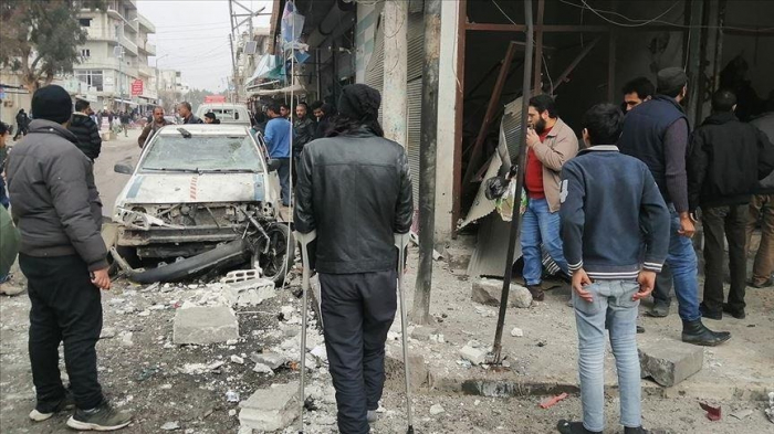 1 killed, 20 injured in bombings in northern Syria