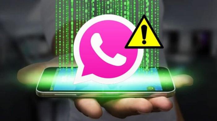 """""""WhatsApp Pink"""" şəxsi məlumatları oğurlayır -  Diqqətli olun!"""