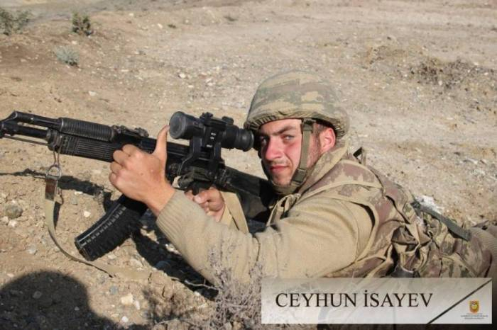 Heroic soldier who died on his birthday - Martyr Jeyhun Isayev -  PHOTOS
