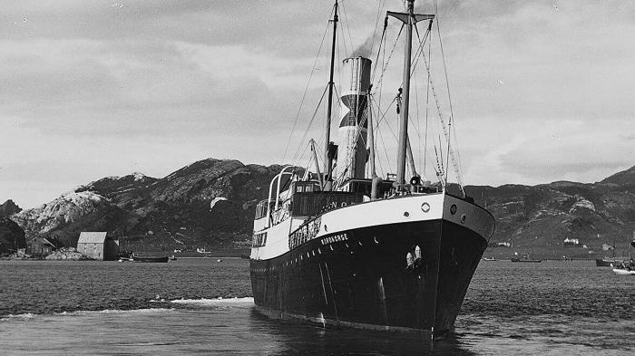 Von Nazis gekapert:   Passagierschiff in 280 Metern Tiefe vor Norwegen entdeckt